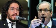 STF rejeita queixa-crime de Cunha contra Jean Wyllys