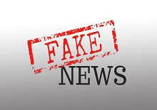 """Fake news"" causam prejuízos"