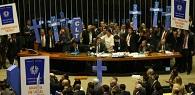 Câmara aprova projeto da reforma trabalhista; texto segue para o Senado