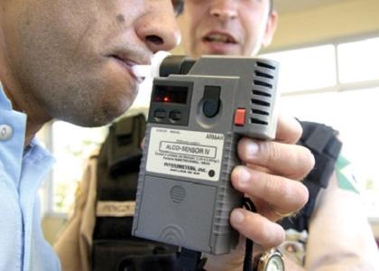 MPF defende inconstitucional punir motorista que não fizer bafômetro