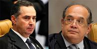 Contexto do entrevero entre Barroso e Gilmar