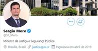 Sergio Moro diz que não recebe presidente da OAB