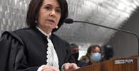 Ministra Laurita extingue ação penal contra homem que tentou furtar peça de bacalhau